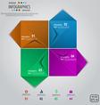 Envelope infographics design