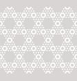 hexagons texture subtle seamless pattern beige vector image vector image