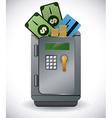 money design vector image vector image