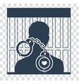 concept of human innocence icon vector image vector image