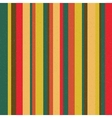 discreet striped background vector image