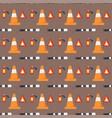 auto transport motorist seamless pattern vehicle vector image vector image