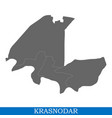 map of city of russia vector image vector image