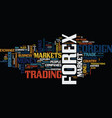 forex foreign exchange market text background vector image vector image