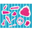Womens clothes vector image vector image