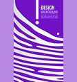 bright violet vertical abstract backgroundwhite vector image vector image