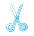 scissor for kids vector image