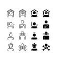 coronavirus symbols for statistics with regard vector image vector image