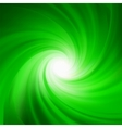Green rotation abstract EPS 8 vector image vector image
