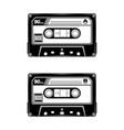 audio tape 0001 vector image