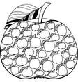 Decorative apple