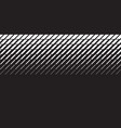 geometric degrade lines gradient motif vector image vector image