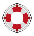 life preserver belt icon image vector image vector image