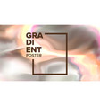 gradient fluid background abstract wave vector image