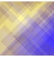 Abstract Elegant Blue Yellow Background vector image vector image