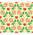 Flower Decoration Pattern 4 vector image vector image