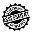 assessment rubber stamp