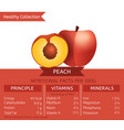healthy collection image vector image vector image