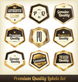 Label set vector | Price: 1 Credit (USD $1)