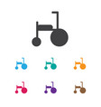 of kid symbol on tricycle icon vector image