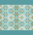 arabic seamless pattern traditional islamic vector image vector image