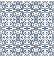 Seamless Retro Pattern Background vector image