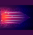 speed line background abstract colored digital vector image