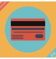Bank credit cards - vector image vector image
