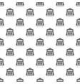 money case pattern seamless vector image