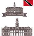 Trinidad and Tobago vector image vector image