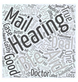 Are Deals on BTE Hearing Aids by Mail Too Good To vector image vector image