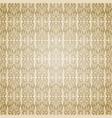 seamless wallpaper retro pattern vector image