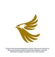 eagle logo design logo template eagle logo vector image