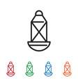 buoy icon vector image