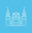 Guatemala vector image