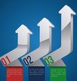 Business design vector image