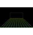 disco light dance floor vector image vector image
