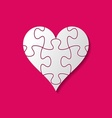 Abstract heart vector image
