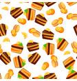 orange cake or pie vector image vector image