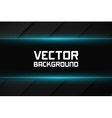 Dark background with shiny lines vector image