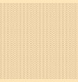 knit texture yellow color seamless pattern fabric vector image vector image