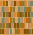 seamless pattern brick tile vertical stack vector image vector image