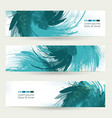 technology background swirl effect blue wallpaper vector image