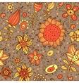 Flowering Garden vector image