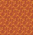 flowerspattern vector image vector image