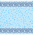 blue and beige ceramic tile mosaic pattern