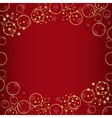 holiday background and banner vector image vector image