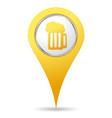 location bar icon vector image