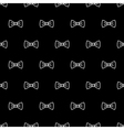 Bow tie seamless pattern