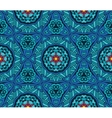Abstract ethnic tiled seamless pattern vector image vector image